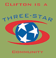 Clifton is a Three Star Community